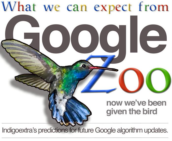 Google Zoo - The Future of Google