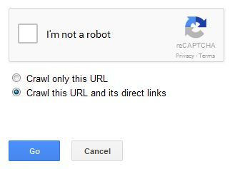Crawl this URL and its direct links