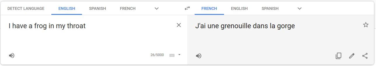 Traductions Avec Google Translate Les Plus Droles