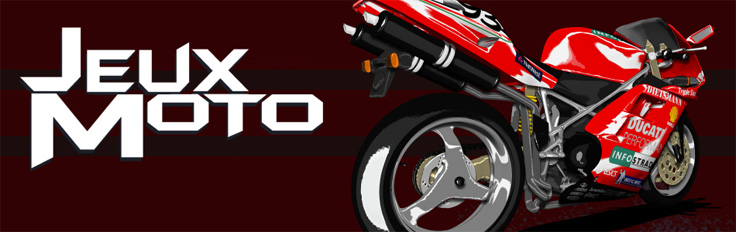 Jeux Moto - French banner