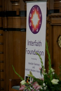 UK Interfaith Foundation banner