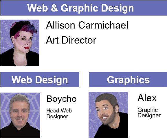 Web and graphic design agency