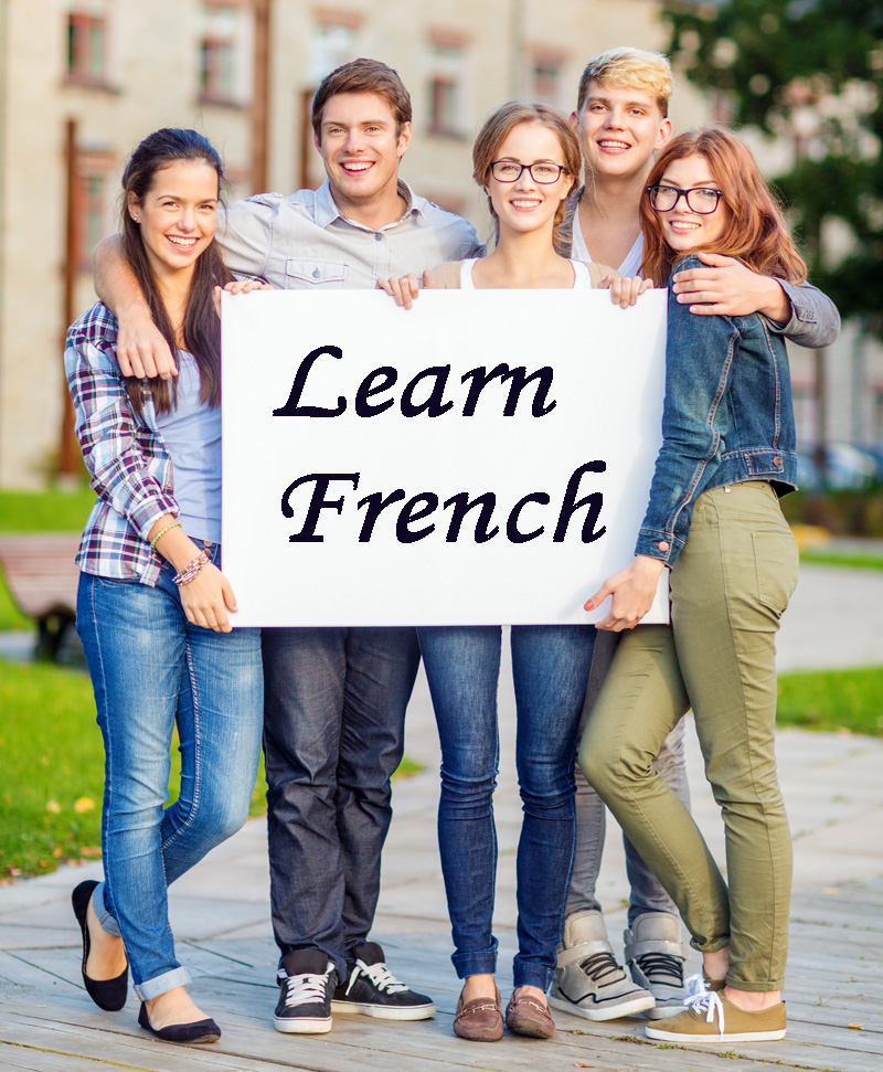 Learn French - ALT tags on images