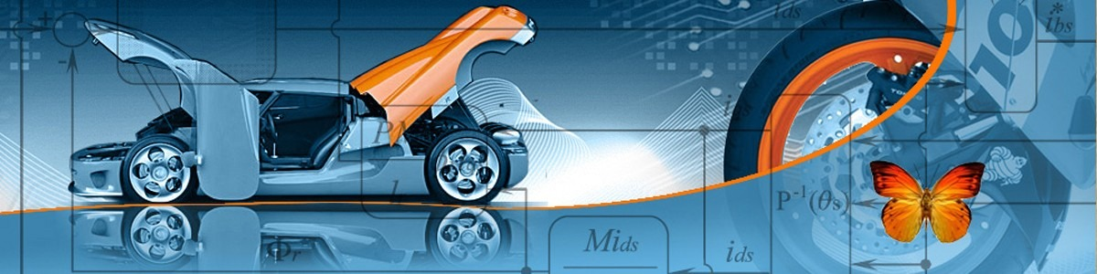Car header design