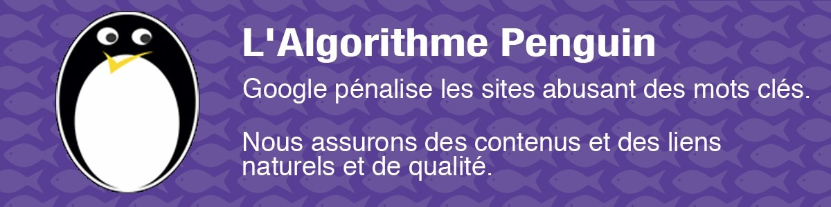Google algorithme Penguin