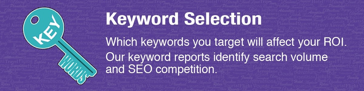 Multilingual Keyword selection