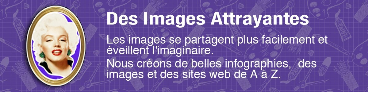 Web images attrayantes