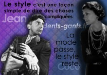Dents image for sharing on social media.  Quotagraphic in French