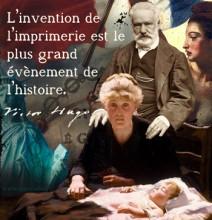 Traduction de la citation en anglais de Victor Hugo