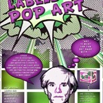 Label printing explained in popart