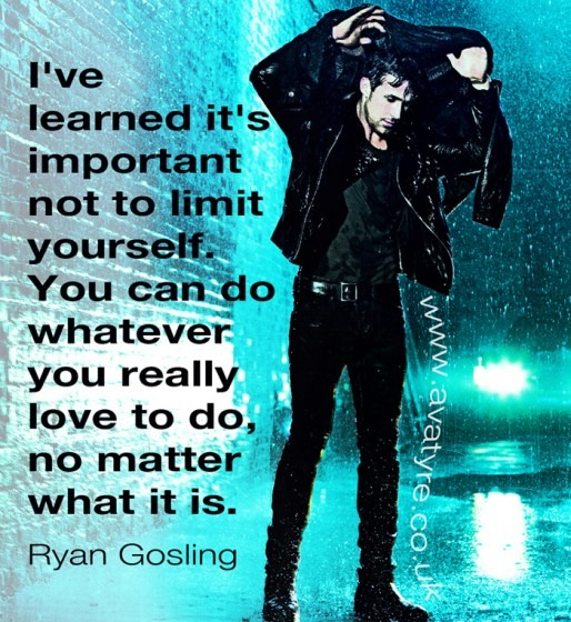 Don't Limit Yourself Quotagraphic
