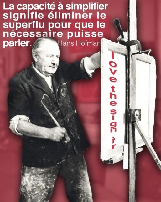Quote by Hans Hofman