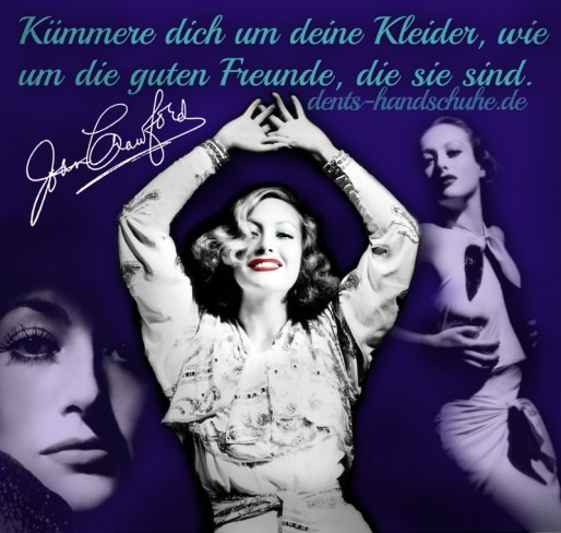 Quotagraphic for Dents Germany, Joan Crawford