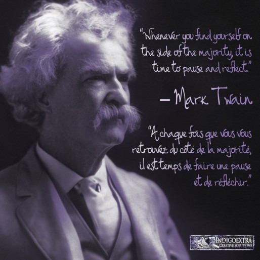 Mark Twain Quotagraphic