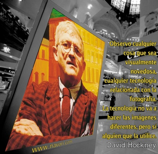 Quote by David Hockney