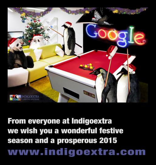 Preparing a website for Christmas