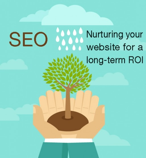 SEO - Nurturing your website for a long-term ROI
