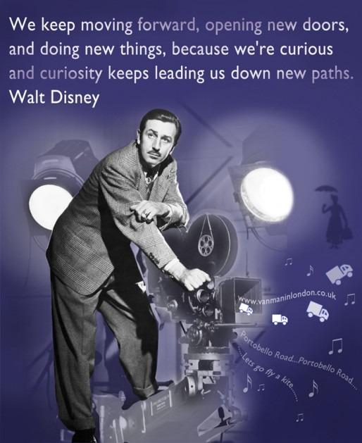 Social Media Graphic design, Walt Disney