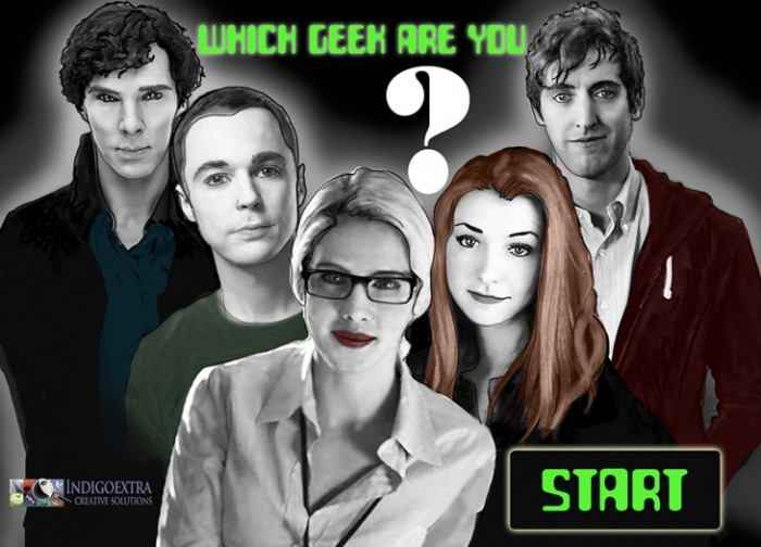 Which geek are you personality quiz