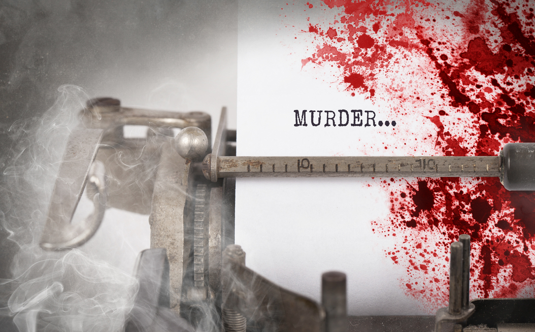Writing a murder mystery